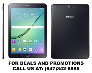Samsung Galaxy Tab S2 with LTE & Tab S with LTE on Huge sale!