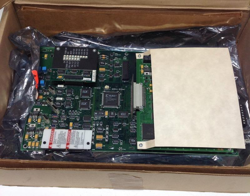 Allen Bradley  Mother Board Sa3100-spm01b Ser.a Remanufactured *pzb*
