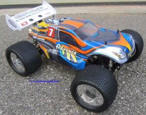 New RC Truggy/ Truck Brushless Electric 1/8 Scale TOP  LIPO 4WD