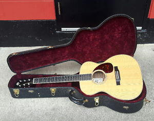 Morgan OM Acoustic Guitar MADE IN CANADA