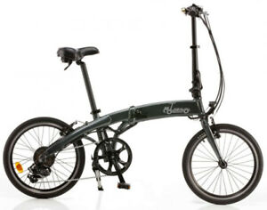 Sleek and Lightweight Foldable E-Bike *NEW*