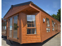 2018 Sunrise Lodge Deluxe 'Super' 41x14 | 2 beds | Full Winter Pack | OFF SITE