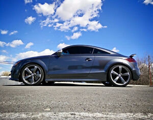 2012 Audi TT RS TT RS Coupe (2 door)