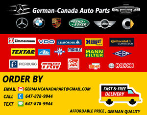 Engine Parts & Accessories (BMW,Mercedes-Benz, Smart, Mini)