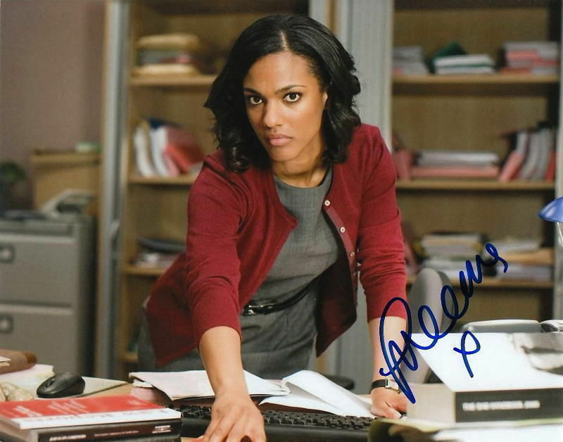 FREEMA AGYEMAN.. Law and Order: UK's Alesha Phillips - SIGNED