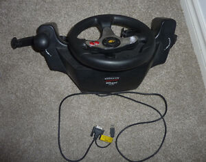 Andretti racing wheel for PC