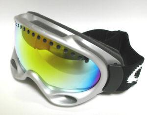 Oakley A-Frame Snow Goggle + 2 Lens!