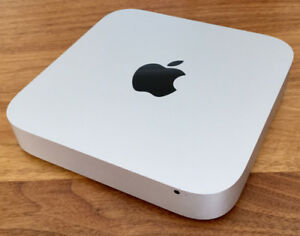 Mac mini, 2.5GHz, 4GB, High Sierra