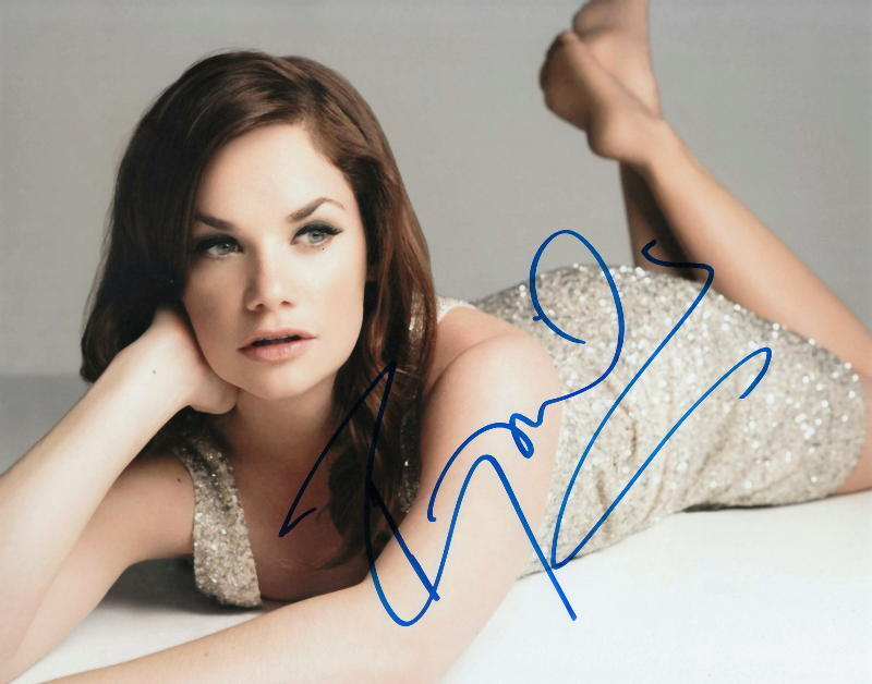 Breathtaking Beauty Provided Ruth Wilson. Signed