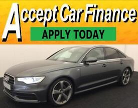 Audi A6 FROM £77 PER WEEK!
