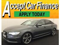 Audi A6 FROM £85 PER WEEK!