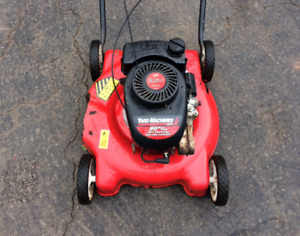 3.5hp MTD push mower