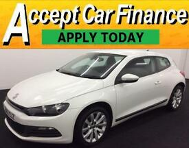 Volkswagen Scirocco FROM £46 PER WEEK!