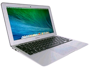 MacBook Air 2013 i5 (128GB works perfectly in pristine condition