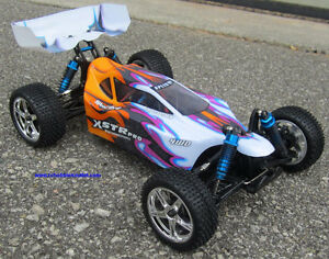 New RC Buggy/Car Brushless Electric PRO LIPO 4WD 2.4G Cornwall Ontario image 8