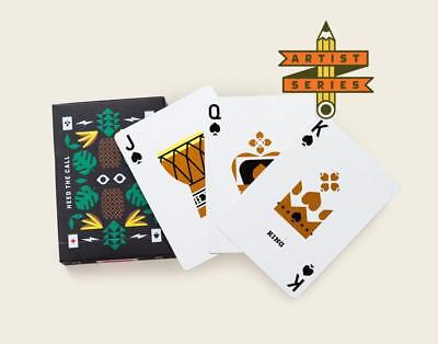 Howler Brothers Playing Cards
