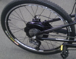 Authentic Full-Size 27-speed  FOLDING MOUNTAIN BIKE  by Montague Kitchener / Waterloo Kitchener Area image 5