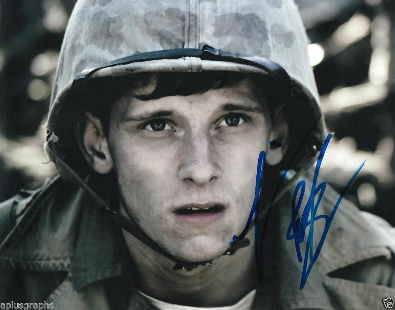 JAMIE BELL.. Flags Of Our Fathers - SIGNED