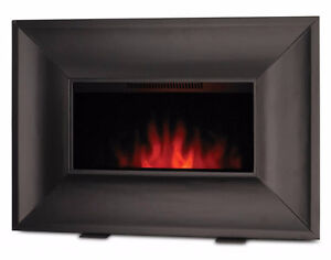 Bionaire Wall Mountable Electric Fireplace