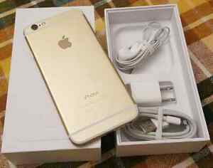 Iphone 6 16gb Gold  with Telus / Koodo ** PICK TODAY !!! **