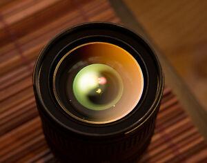 like new nikon AF S 16 85 G ED VR II zoom lens