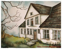 JOIN INTENSIVE SKETCHING PEN AND WATERCOLOR GROUP