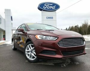2016 Ford Fusion SE-One Owner, Accident Free