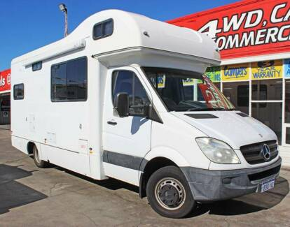 2008 MERCEDES SPRINTER MOTORHOME CI MUNRO Cannington Canning Area Preview