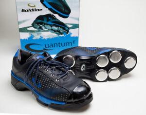 Goldline Quantum E Curling Shoes