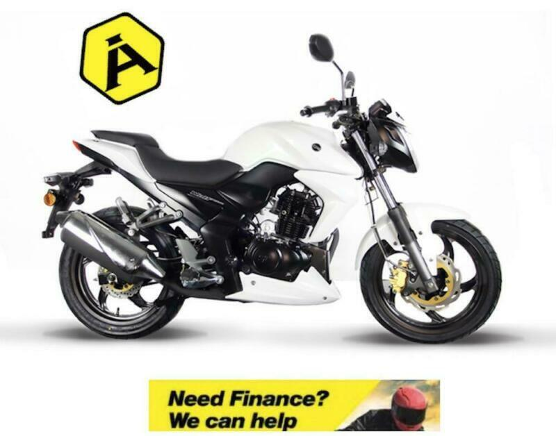 Sym Wolf SB 125 CBS Naked Sports Motorbike Learner legal Urban   in Bristol    Gumtree