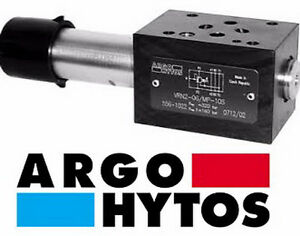 NEW - Argo Hytos Pressure Reducing Valve VRN2-06 / MA-10S