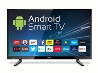 Cello 32 inch Smart LED TV with built-in Wi-Fi and Freeview HD - Like New