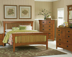 Mission Style Bedroom Furniture for sale
