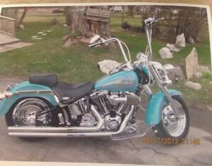2000 Harley Fatboy Custom