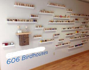 1001 Tiny Birdhouses