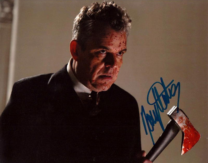 DANNY HUSTON.. American Horror Story's The Axeman - SIGNED