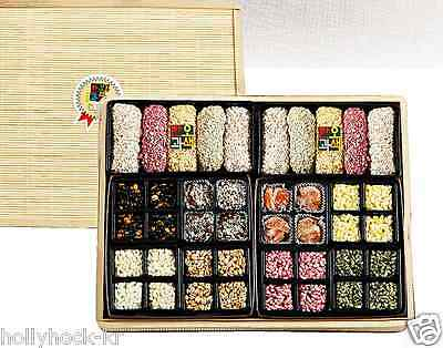Traditional Korean Rice Honey Cookies Hangwa Gift Set  (Large)