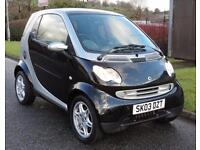 2003 Smart Fortwo 0.7 City Passion 3dr