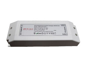 SUNPETRA-Triac Dimming Constant Voltage LED Drivers 30W & 80W