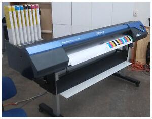 Imprimante et découpeuse Roland VS-540