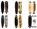 Longboard Longboards Pintail Drop Through Kicktail > € 44,95