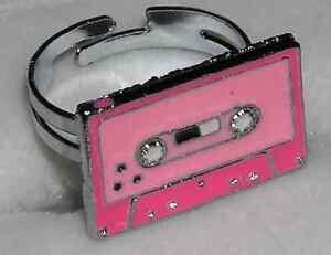 casete-K7-anillo-metal-adaptable-todas-las-tallas-retro-anos-80-casete-ring