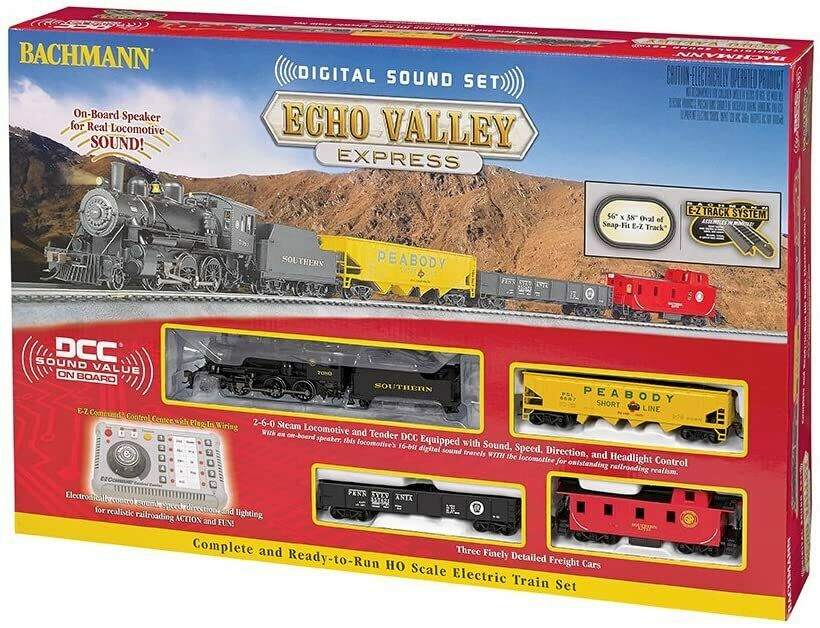 Bachmann Industries Echo Valley Ready To Run DCC Electric Tr