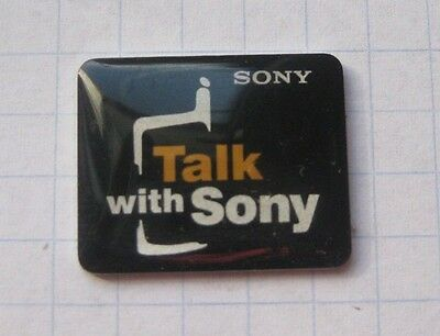 SONY / TALK WITH SONY  ..................Handy / Unterhalung Pin (116k)