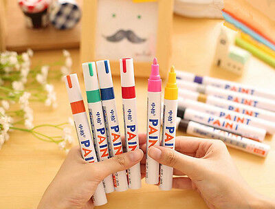Pro impermeabile permanente pittura pennarello auto - Pittura impermeabile ...