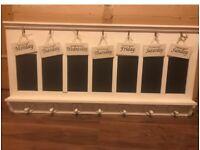 Kitchen wall planner