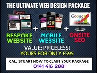 Reliable & Experienced Web Designer - The BEST Websites For LESS - Free Quote!