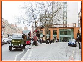●(Knightsbridge-SW1X) Modern & Flexible - Serviced Office Space London!‎