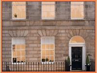 * (Edinburgh-EH1) Modern & Flexible Serviced Office Space For Rent-Let!‎