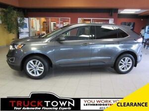 2016 Ford Edge SEL-HEATED LEATHER-NAV-BACKUP CAM